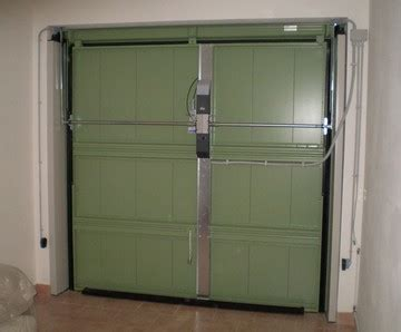 porte automatiche per garage box media