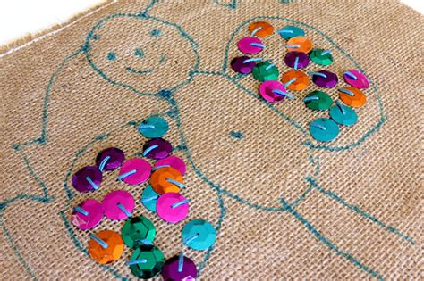 fabric crafts for children time to create fabric for