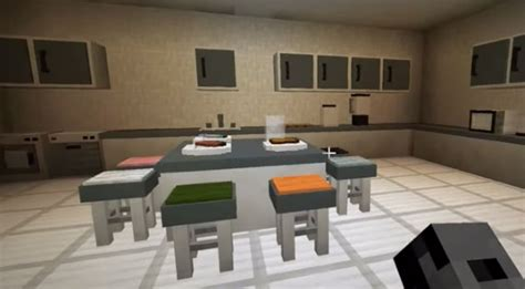 the updated minecraft kitchen mod gearcraft