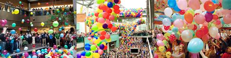 Balon Metalik Kecil jual balon drop atau balon dropping murah sesuai pesanan