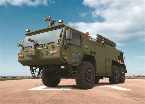 osh b gosh oshkosh p 19r aircraft rescue and fighting vehicle