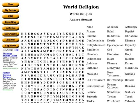 World Search Religious Worksheets Worksheets Releaseboard Free