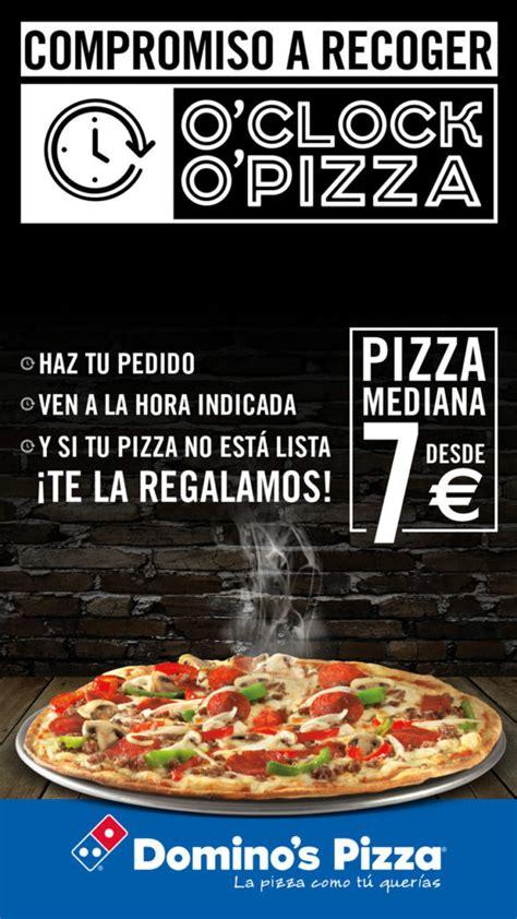 domino pizza solo centro comercial the outlet stores alicante el centro