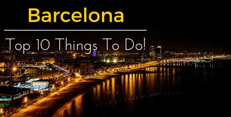 barcelona travel guide 101 coolest things to do in barcelona spain travel guide barcelona city guide budget travel barcelona travel to barcelona books top 10 things to do in barcelona keep calm and travel