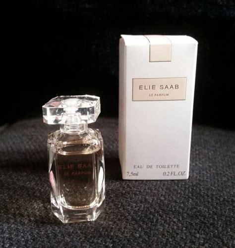 Elie Saab Le Parfum Elie Saab Edt Miniatur de miniature parfum pr 233 sentation de ma collection