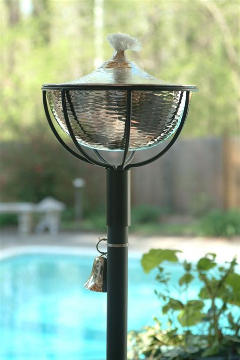 reno garden torch outdoor citronella torch