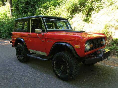 bronco restored for sale html autos post