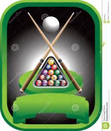 Round Table Number Pool Tournament Stock Images Image 8984364