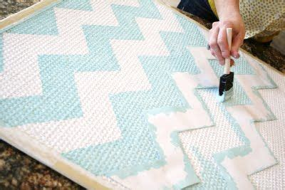 Make Your Own Area Rug Make Your Own Chevron Area Rug Home Decor Diy Projects