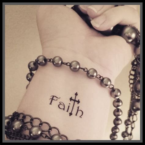 cross tattoos with words best 25 cross wrist ideas on cross on