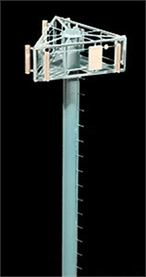 cell phone antenna tower kit by blma models dallasmodelworks