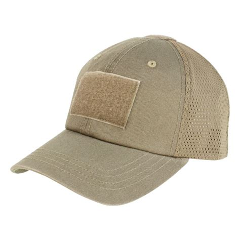 Tactical Operator Caps Baseball Caps With Velcro Based One Size condor tactical adjustable mesh baseball cap operator hat