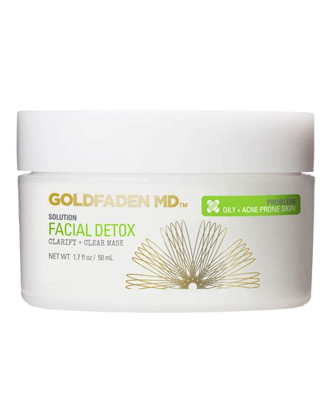 Top Detox Masks by Goldfaden Md Detox Pore Clarifying Mask Cult