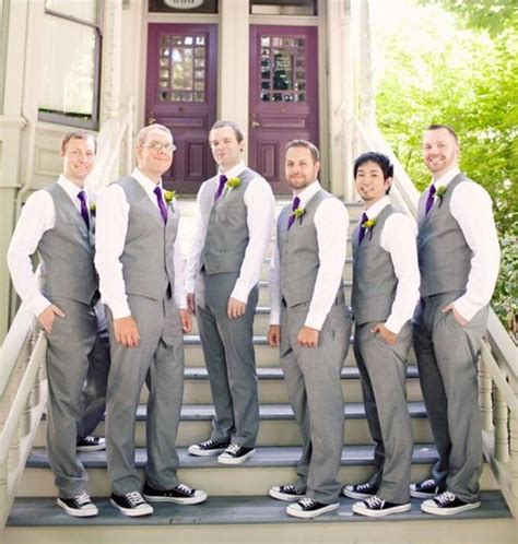 Coboy Marun Diskon 2015 summer style grey silver groom mens suits high