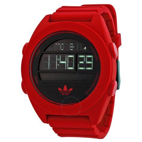 adidas santiago xl digital silicone s adh2909 adidas watches jomashop