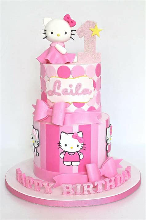 pin  lizabelle uy  laras  birthday  kitty