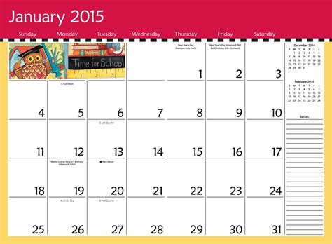 2015 monthly calendar with holidays search results