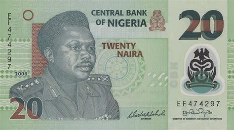 Set Naira nigeria 4 uncirculated recent banknote set 5 50