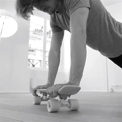 lea seydoux workout colette gym s new skateboard workout was invented by l 233 a