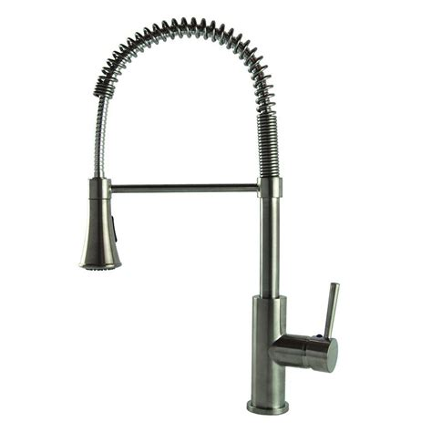 fontaine kitchen faucet fontaine modern european residential single handle pull