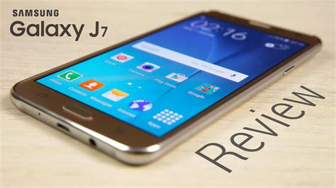 Samsung J7 Review Samsung Galaxy J7 Review Worth It