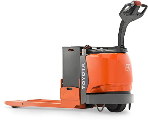 Toyota Electric Pallet Electric Walker Lpe240 Forklift Truck Ofs