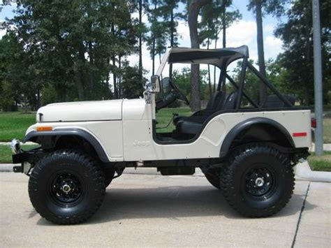 1977 Jeep Cj5 For Sale Purchase Used 1977 Jeep Cj5 Base Sport Utility 2 Door 4 2l