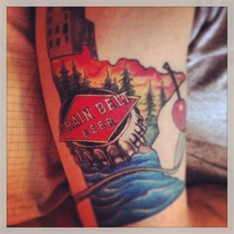 12 best minnesota tattoo images on pinterest