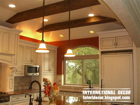 Ceiling Designs For Kitchens Top Catalog Of Kitchen Ceilings False Designs Part 2