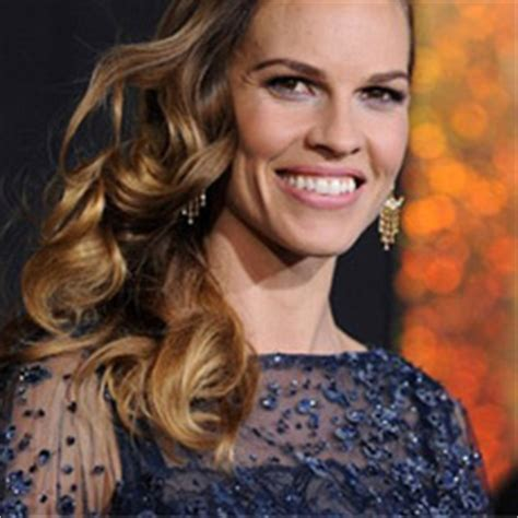 Yay Or Nay Hilary Swank At Ps I You Premiere In Lhuillier by Yay Or Nay Hilary Swank S Carpet Style Page 7