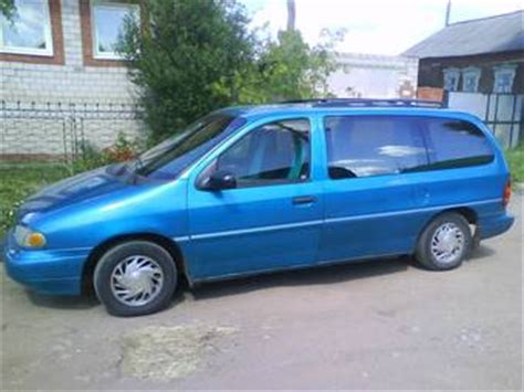 how things work cars 2004 ford windstar transmission control used 1995 ford windstar photos 3800cc gasoline ff automatic for sale