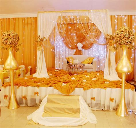 Beautiful Wedding Flower Arrangements by Most Beautiful Wedding Stage Flower Arrangement Http