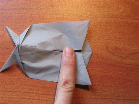 Origami Rhinoceros - image origami rhino