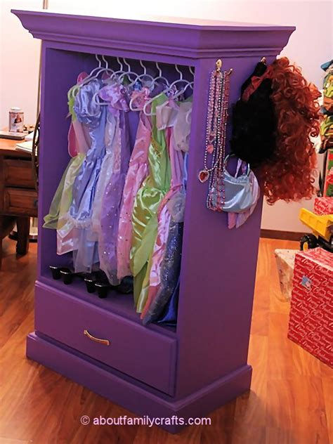 girls dress up armoire someday crafts dress up armoire