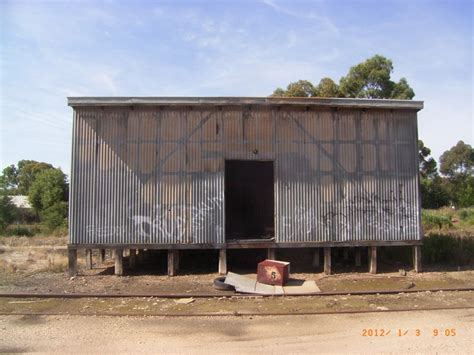 Bairnsdale Sheds by Bairnsdale In N Scale Warf Line Shed Number 1