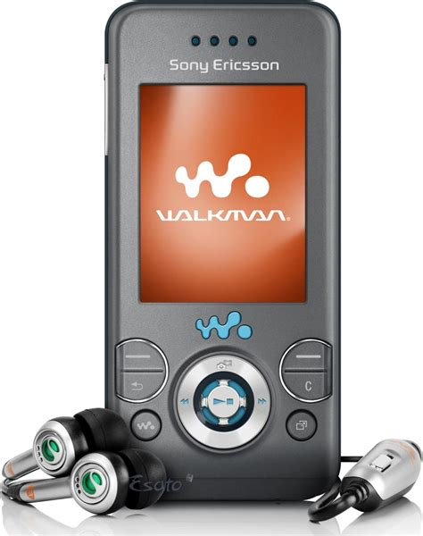 Sony Launch The W580 by Sony Ericsson W580 Walkman Announced Esato