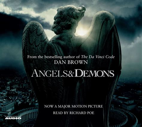 And Demons By Dan Brown Novel Ebook and demons audio audiobook on cd by dan brown richard poe official publisher page