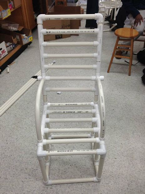 Pvc Pipe Chair by Pdf Plans How To Make A Chair Out Of Pvc Pipe Diy