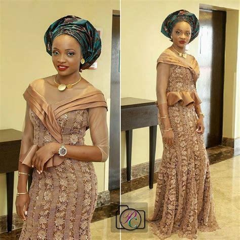 wedding style 10 stunning asoebi styles for wedding