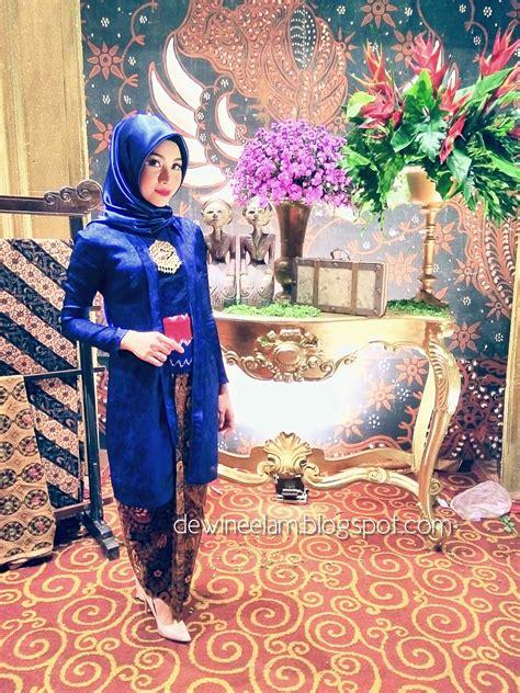 gambar model kebaya baru 15 model kebaya kutu baru tradisional untuk muslimah 2016
