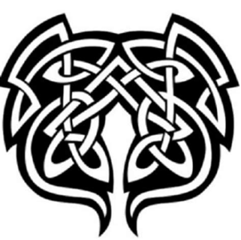 celtic tattoo numbers a celtic tattoo image number 8