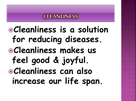 Cleanliness Is Next To Godliness Essay by Essay On Cleanliness In