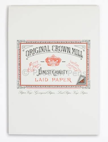 luxury writing paper crown mill luxury a4 writing paper pad 50 sheets white ebay