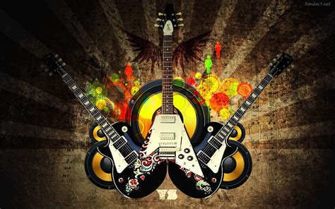 imagenes de guitarras rockeras wallpaper rock group 70