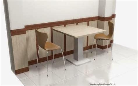Meja Makan Semarang furniture semarang cover dinding dari multipleks hpl