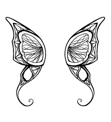 butterfly wings tattoo designs butterfly wings by darlingbeatrice on deviantart