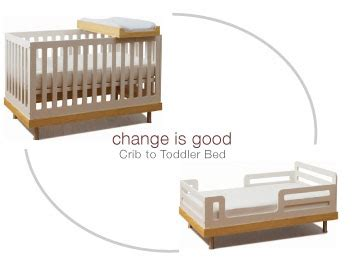 When Do You Convert Crib To Toddler Bed Sparrow Crib Toddler Bed Furniture