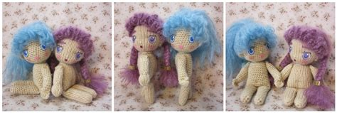 By Hook By Hand Manga Manga Amigurumi Doll Free Pattern Download | by hook by hand manga spirits have arrived