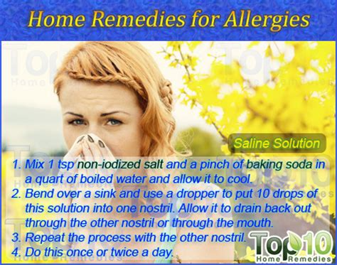 remedies for allergies home remedies for allergies top 10 home remedies