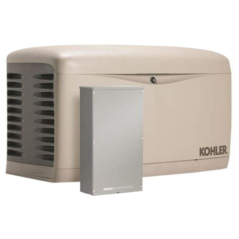 kohler installed kohler automatic standby generators
